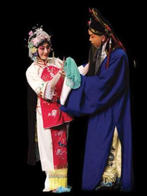 北京京剧院京剧《三岔口》《游龙戏凤》