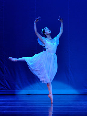 浪漫芭蕾舞剧《仙女》 上海芭蕾舞团