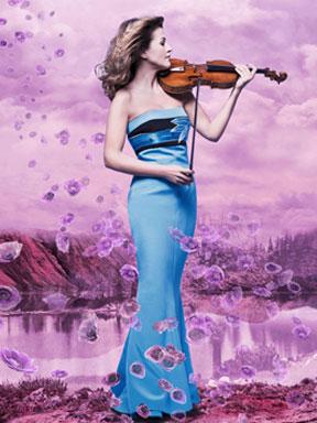 小提琴女神安妮·苏菲·穆特与穆特名家弦乐团音乐会