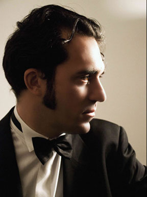 2013世界音乐之旅-马克.格里艾克钢琴独奏音乐会