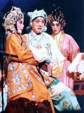 人寿年班剧团《枇杷山上英雄血》