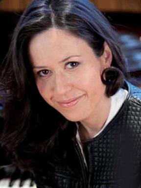 西班牙钢琴家阿尔芭.文图拉钢琴独奏音乐会