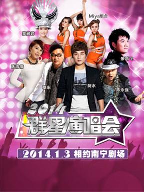 2014群星新年演唱会