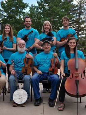 2014年市民音乐会—罗兰德博士美国乡村音乐弦乐团音乐会
