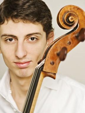 柴可夫斯基金奖献礼——奈瑞克大提琴独奏音乐会