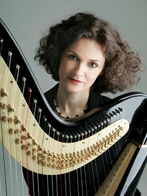 伊莎贝尔莫雷蒂竖琴音乐会