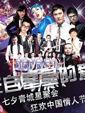 来自星星的爱-七夕青城星聚会 狂欢中国情人节