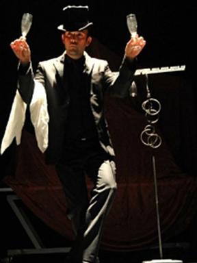 打开艺术之门-不能说的秘密VI-世界著名近台魔术大师展演
