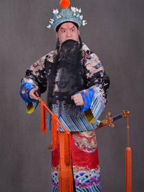 长安大戏院1月10日演出 京剧《红鬃烈马》