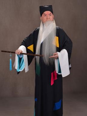 长安大戏院12月5日演出 京剧《伍子胥》