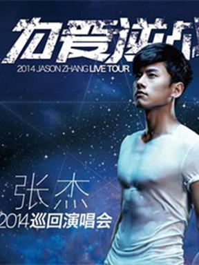 2014张杰为爱逆战巡回演唱会 杭州站