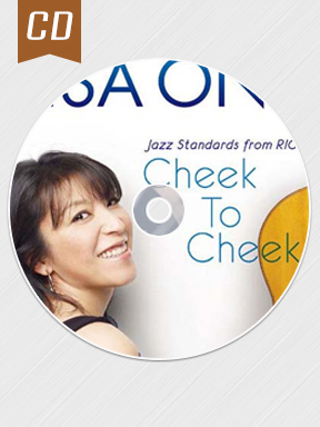 CD碟—小野丽莎《Lisa one check to check》珍藏CD