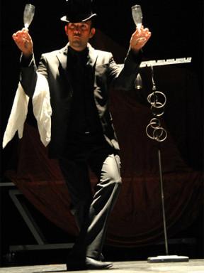 梦幻之夜——世界著名舞台魔术大师展演