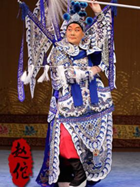裴艳玲大戏院周末专场京剧《赵佗》