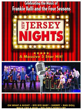 音乐剧《新泽西之夜》New Jersey Nights