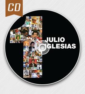 CD碟—胡里奥 Julio Iglesias《冠军情歌精选》珍藏版2CD
