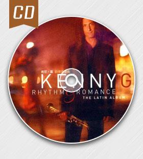 肯尼基《韵律浪漫曲 》签名版CD