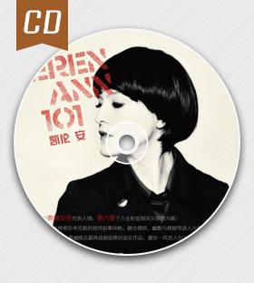 CD碟—凯伦安(Keren Ann)《101》签名版专辑