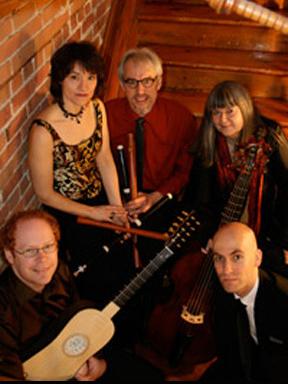 夏季音乐节 加拿大随想古乐团