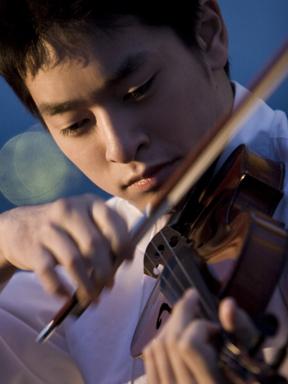 五岛龙小提琴独奏音乐会