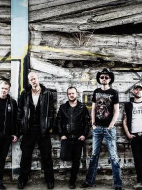 丹麦猎枪革命摇滚乐队音乐会