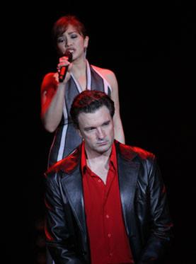"""全球舞·乐盛典《摘下面具的""""剧院魅影""""-布拉德·里特尔演唱会》"""