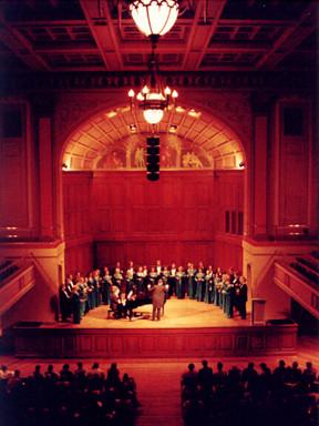 美国杨百翰大学合唱团《强音来袭》