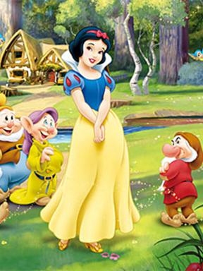 儿童舞台剧《白雪公主》