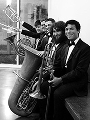 《欧柏林铜管五重奏》市民音乐会