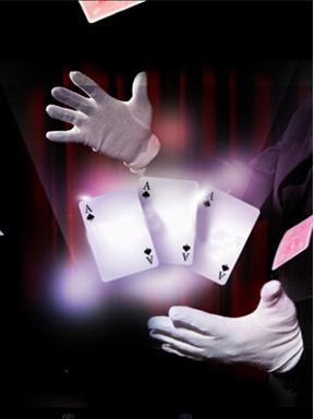 2015打开艺术之门系列8—不能说的秘密Ⅶ—世界著名近台魔术大师展演