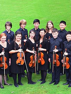 北方之星小提琴合奏团音乐会
