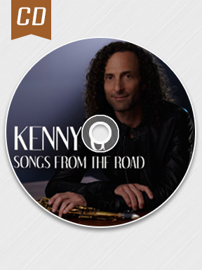 CD碟—Kenny G 《SONGS FROM THE ROAD》