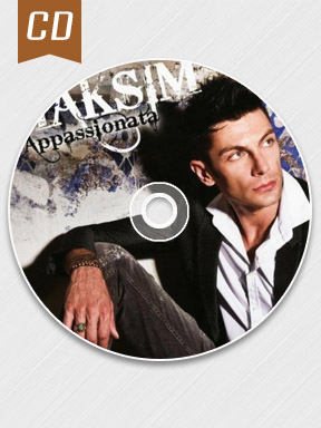 CD碟—马克西姆《Appassionata热情》