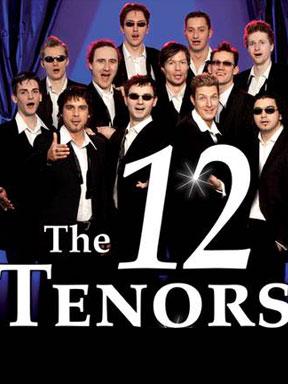 英伦12男高音 12tenors