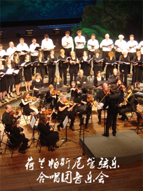 2015东方市民音乐会晚场版 荷兰帕斯尼管弦乐合唱团音乐会