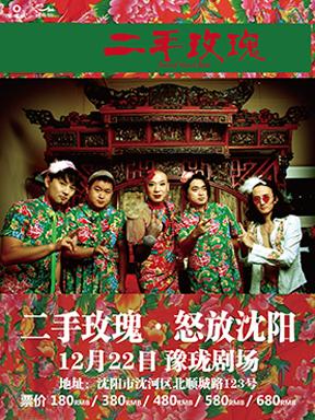二手玫瑰·怒放沈阳演唱会(剧场版)