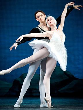 圣彼得堡俄罗斯国家芭蕾舞剧院《天鹅湖》