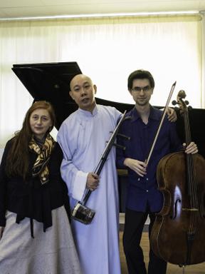 《果敢古典三重奏音乐会》