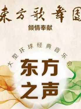 文化有礼 全民畅享—第二季合肥市精品艺术文化惠民展演活动 大型环球经典音乐会 《东方之声》