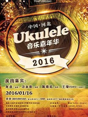 2016河北ukulele音乐嘉年华