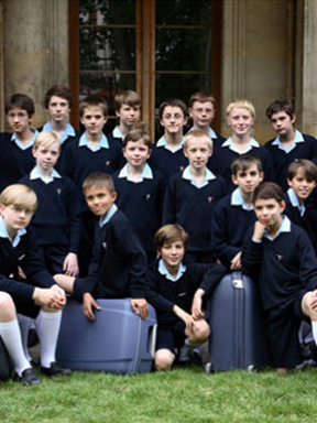 巴黎男童合唱团音乐会