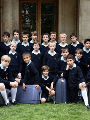 法国巴黎男童合唱团