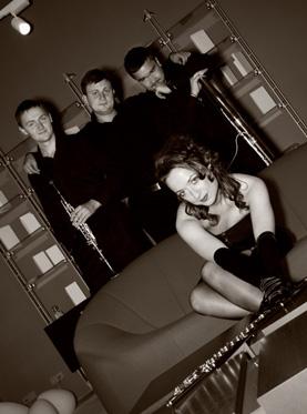 白俄罗斯木管四重奏音乐会