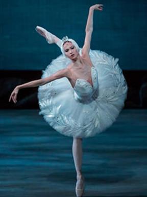马林斯基首席舞者领衔 乌克兰哈尔科夫国家剧院芭蕾舞团 《天鹅湖》