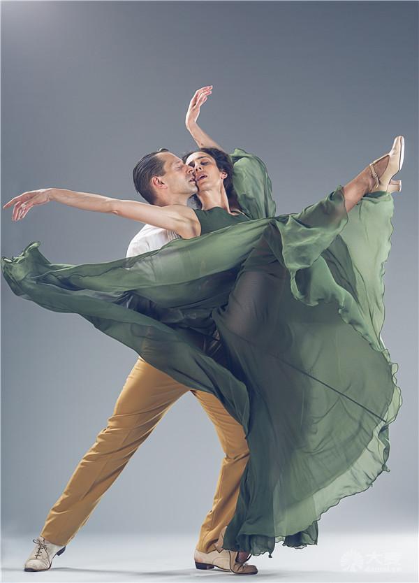 西班牙国家芭蕾舞团《呼吸》&《门廊》