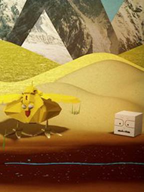 3D多媒体儿童音乐会《盒星人雷克秘境奇遇记》