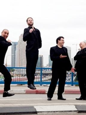 向经典致敬—以色列坦贝拉爵士乐队音乐会