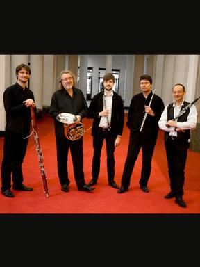 巴黎管弦乐团管乐五重奏音乐会