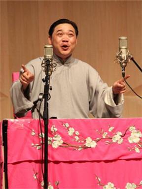 中国评书评话博物馆目开幕系列演出之评书《团圆酒》