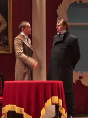 2016·城市话剧季 俄国作家契诃夫经典短篇独幕剧:《蠢货》、《求婚》、《纪念日》